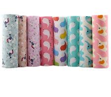 Stoffpakete 8 Stoffe Patchworkstoffe 100% Baumwolle Stoffreste textil 40x50cm