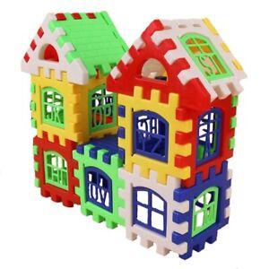 Building Blocks Construction Children Toys Educational Block Best Gift For Kids