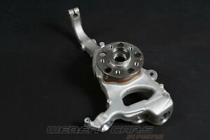 A2223320300 Mercedes W222 S63 AMG 4MATIC Steering With Wheel Bearing Front Left