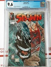 Spawn #37 CGC 9.6  Alan Moore Story 1st appearance of the Freak Todd McFarlane