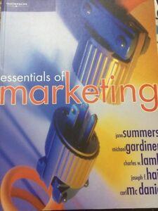 Essentials of Marketing by Jane Summers, Michael Gardiner (Paperback, 2002)