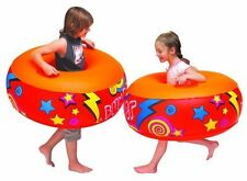 "PAIR OF 36"" INFLATABLE JACKHAMMER BUMPERS BODY BOPPERS FLOAT SWIMMING BEACH FUN"