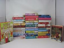 Debbie Macomber,  Lot of 38 - Cedar Cove, Blossom Street & more