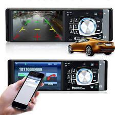 1 Din 4.1 inch HD Screen Car Stereo Radio Bluetooth MP5 Player FM Aux W/Remote