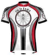 Primal Wear Old Fart Cycling jersey Men's Short Sleeve