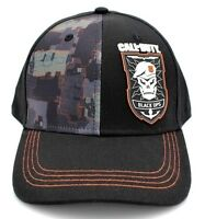 OFFICIAL Call of Duty Official Black Ops 4 Curved Bill Snapback Hat