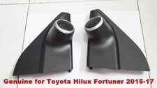 TOYOTA HILUX REVO FORTUNER 2015-17 BLACK TWEETER MOULD ORIGINAL SIDE IN DOOR