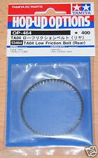 Tamiya 53464 TA04 Low Friction Belt (Rear) (TA-04/TRF414/TLT-1/TA04R/TA04S) NIP