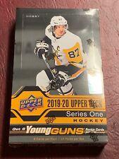 2019-20 Upper Deck Series 1 Hockey Hobby Box New/Sealed from FRESH CASE
