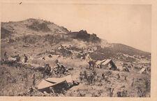 MAROC MOROCCO SCENES ET TYPES DU MAROC campagne de 1925 7 le poste d'ain-matouf