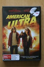 American Ultra (DVD, 2016)      Preowned (D206)