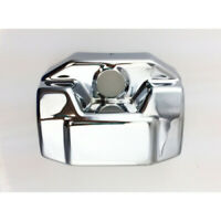 Chrome Cover for the Handlebar Clamp For a Honda Goldwing GL1200 1984 Interstate