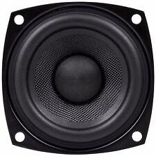 """NEW 3.25"""" Mini Woofer.Extended Range Speaker.8 ohm Shielded.Home Audio 3-1/4"""""""