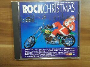 CD Rock Christmas   Band Aid, Elton John, Chris Rea, Wham, Slade, Eagles, ..