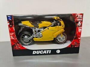 Ducati 999  (yellow)  1/12 Newray