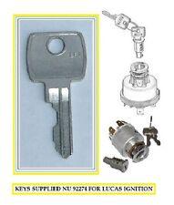 5 (cinq) DUMPER TRUCK Keys 92274-Thwaites-New Holland-JCB Gratuit P + P