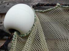 "NET 6x5' FLOATS Foam (4)-6"" Fishing Top Line Tiki Ocean Beach Pool Decor"