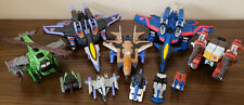 Transformers Armada Decepticons-Lot of 10 Figures-100% Complete w/ instructions!