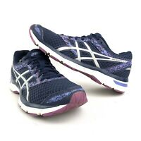 Asics Gel Excite 4 Womens Size 9 Purple Running Shoes Athletic Sneakers T6E8N