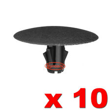 BONNET INSULATION CLIPS FOR SUBARU IMPREZA WRX STi INNER SOUND LINING TRIM X 10