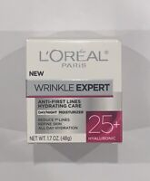 L'oreal Paris anti wrinkle expert 25 +Hyaluronic face Cream 50ml