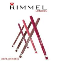 Rimmel London Automatic Lip Liner Exaggerate Volume Soft Texture All Shades