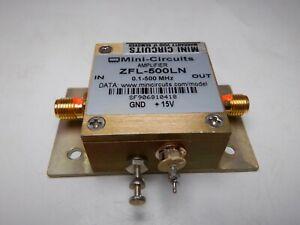 Mini-Circuits ZFL-500LN Low Noise Amplifier