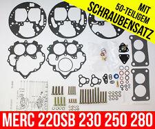 Dichtsatz Mercedes 220 230 250 - W114 W108 W110 W111 - Zenith INAT Vergaser