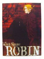 Witch Hunter Robin, 26 Complete Episodes, Anime DVD Set - English