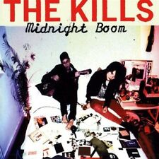 THE KILLS - MIDNIGHT BOOM  CD NEU
