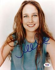 "LEELEE SOBIESKI 8X10 PHOTO #2 ""EYES WIDE SHUT, JOAN OF ARC""  PSA DNA"
