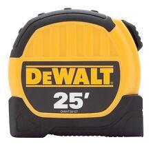 """NEW DEWALT DWHT36107  1 1/8"""" X 25' HEAVY DUTY TAPE MEASURE TOOL 0478321 SALE"""