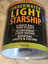GAME 3559 Underwater Light Show & Starship - 10 Different Light Shows