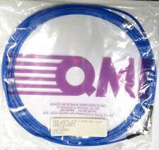"SMA CABLE 180"" 15' - QMI/TENSOLITE/CARLISLE 1-3636-461-1180 - *UNUSED* *NIB*"