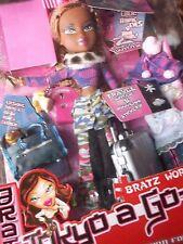 BRATZ lot rare Tokyo a go go MIB NRFB vintage AA BLACK AFRICAN doll