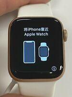 Apple Watch Series 5 - GOLD 40MM - Aluminum - GPS + Wi-fi + Bluetooth OPEN BOX