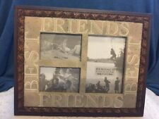 Bill Stross Heartstone - Bedt friends Collage Picture Frame Brand New