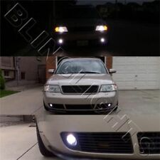 1999 2000 2001 2002 2003 2004 Audi A6 Xenon Fog Lights Driving Lamps Kit