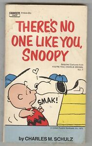 There's No One Like You Snoopy -  July 1973 G/VG