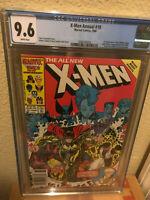 Uncanny X-men Annual #10 1st Longshot & X-Babies CGC 9.6 NM+