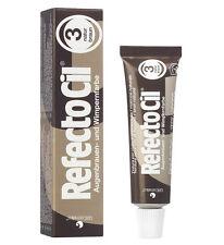SET RefectoCil Beard & Moustache  Colour Dye various colour 15ML