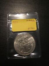 1984 Canada Silver Dollar- Jacques Cartier (100% Nickel 15.62g) No Reserve #141