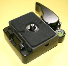 Kamera 323 RC2-System Quick Release Adapter für Manfrotto Stativplatte