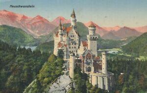 Schloss Neuschwanstein im Allgäu gl1927 136.230