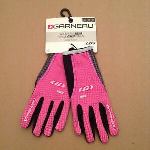 Louis Garneau Rafale RTR Women's Gloves  Fall Winter Spring Multiple sizes