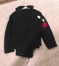 Wwii Us Navy Specialist X Undress Uniform Rare Rate