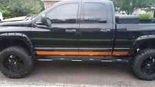 Strobe Rocker Stripe Stripes Decals Graphics fit any yr Dodge Ram Dakota SRT10
