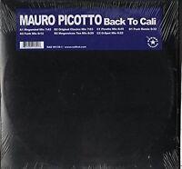 "Mauro Picotto Back to Cali (Megamind Mix, 7 mixes) [2 12"" Set]"