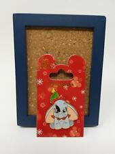 Disney Store 2018 Holiday Dumbo Pin Elf Hat and Lucky Feather Pin 125725