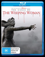 The Curse Of The Weeping Woman : NEW Blu-Ray